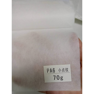 Nylon Spunbond Nonwoven Fabric PA6/PA66 For Filter
